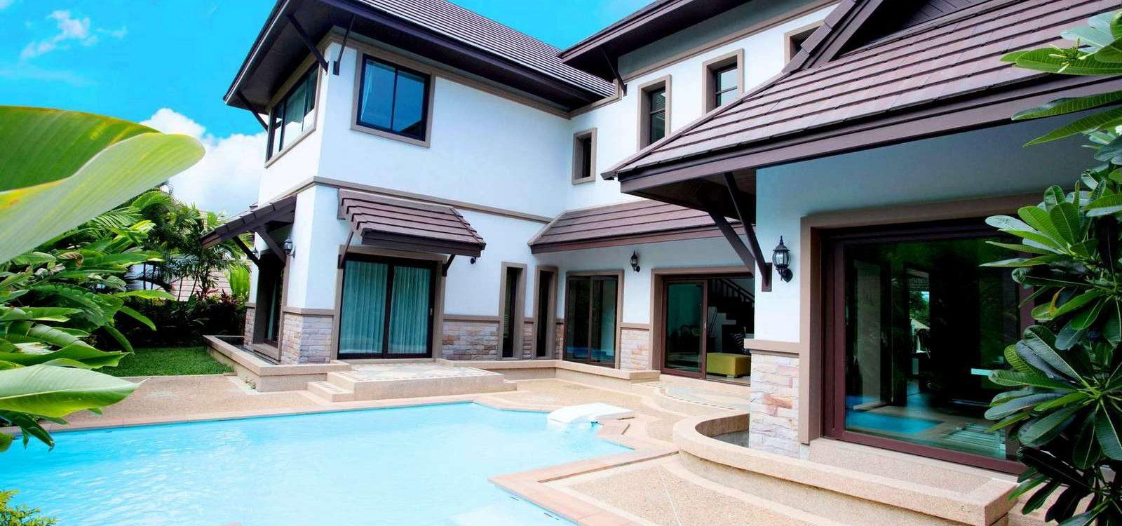 Villa Phuket - OZONE PHUKET